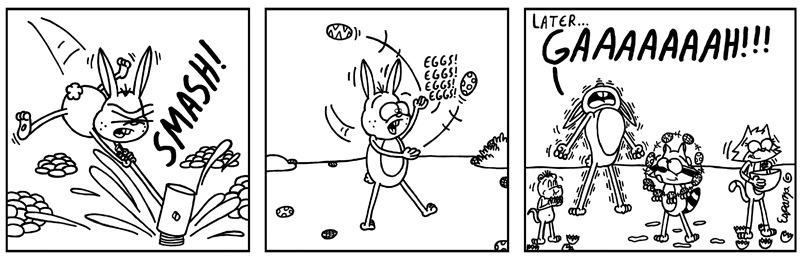 Easter Yeggs 6