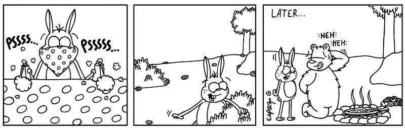 Easter Yeggs 2
